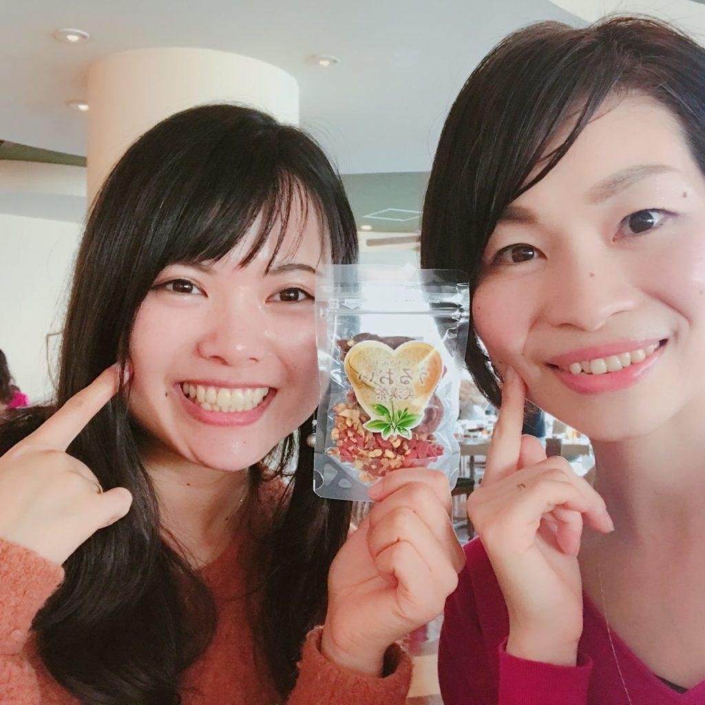 小顔マジシャン 相田サオリさん